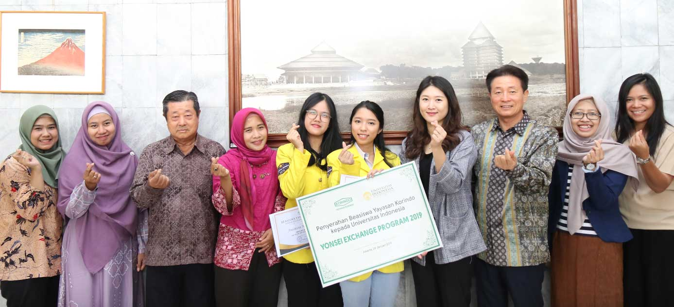 KORINDO Foundation Sends Indonesian Students to Korea